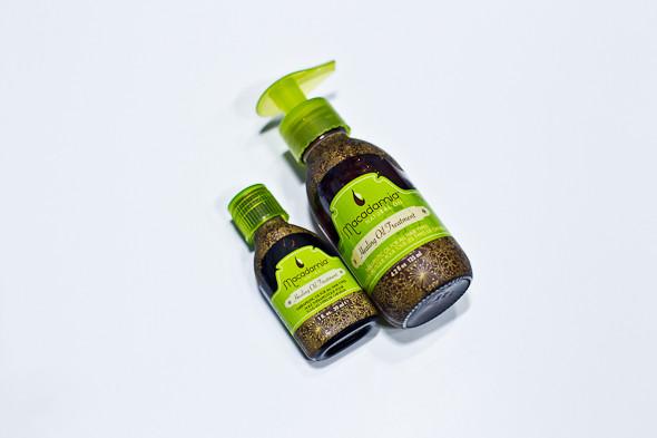 Macadamia Oil Healing Oil Treatment — 1250 р. за 30 мл. Изображение № 8.