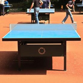 Стол накрыт: Где играть в пинг-понг на открытом воздухе. Изображение № 11.