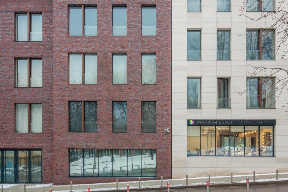 Нелужковский стиль: 5 удачных современных зданий вцентре Москвы. Изображение № 25.