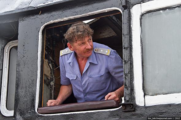 Вокруг Киева курсирует ретропоезд. Зображення № 3.