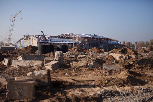 Полёт нормальный: Реконструкция аэропорта Киев. Зображення № 5.