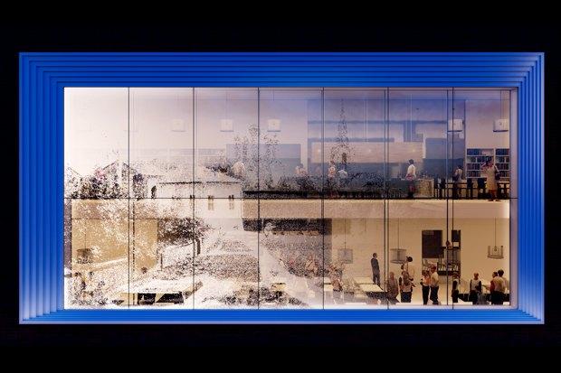Определены проектировщики фасадов нового здания Третьяковки. Изображение № 4.