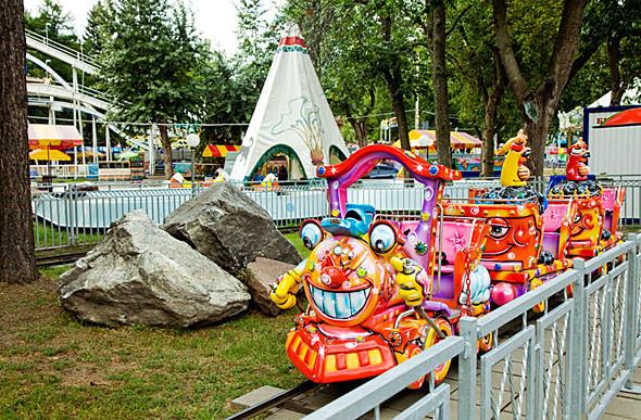 Карусель-карусель: 6 московских парков аттракционов. Изображение № 5.