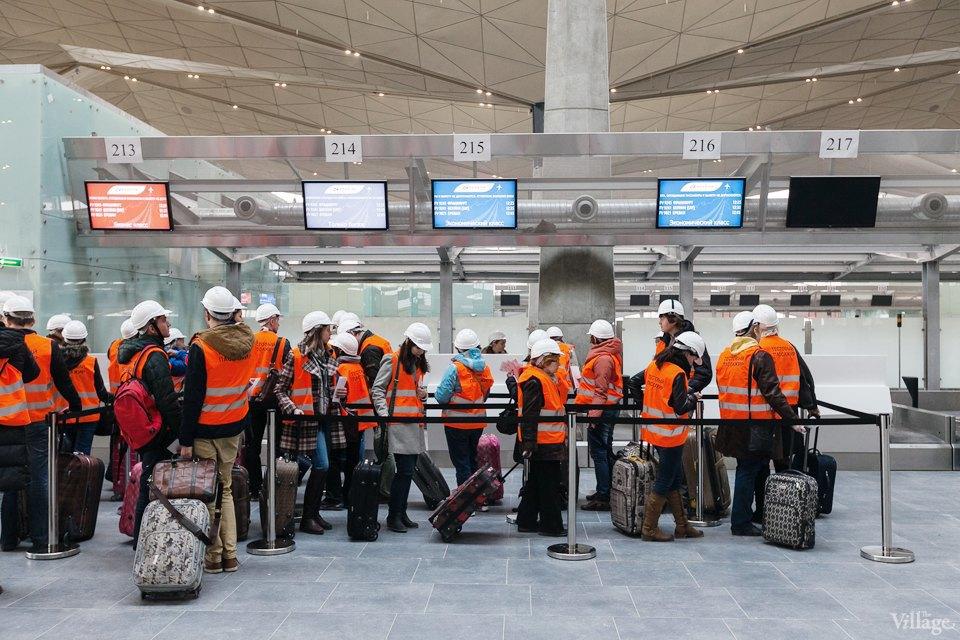 Тест The Village: Как работает новый терминал аэропорта Пулково. Изображение № 12.