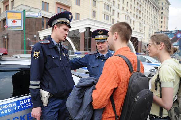 Личный опыт: Как проверить документы у полицейского. Изображение № 4.
