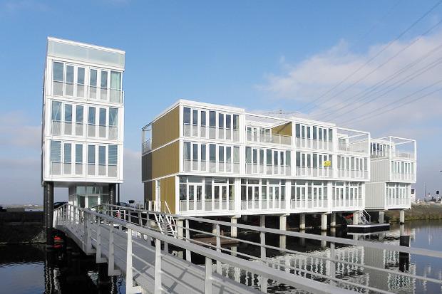 Идеи для города: Плавучие дома вАмстердаме. Изображение № 8.