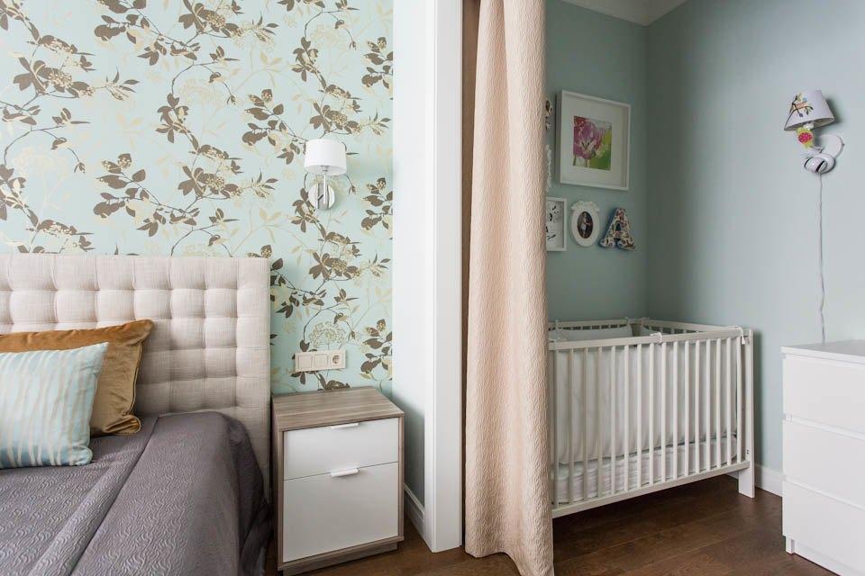 Двухкомнатная квартира вЦарицыне для молодой семьи. Изображение № 18.
