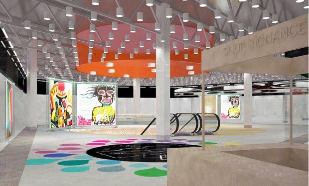 Пополнение: 6 новых торгово-развлекательных центров вКиеве. Зображення № 4.