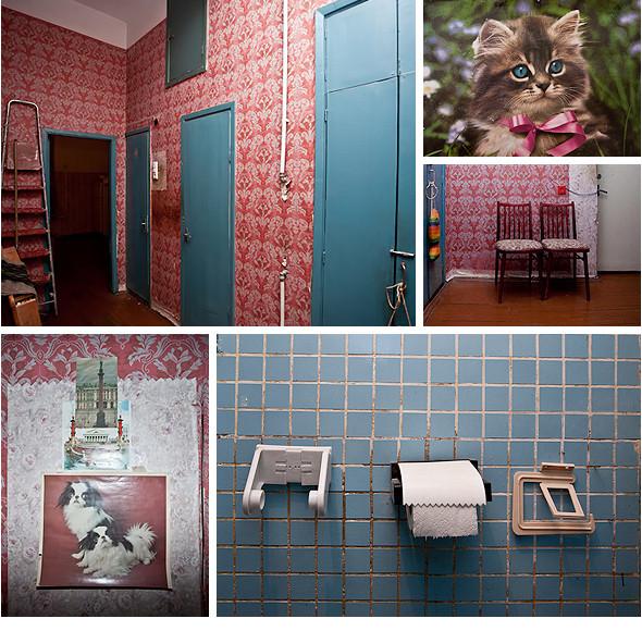Изображение 119. Общественное пространство: петербургские коммунальные квартиры.. Изображение № 59.