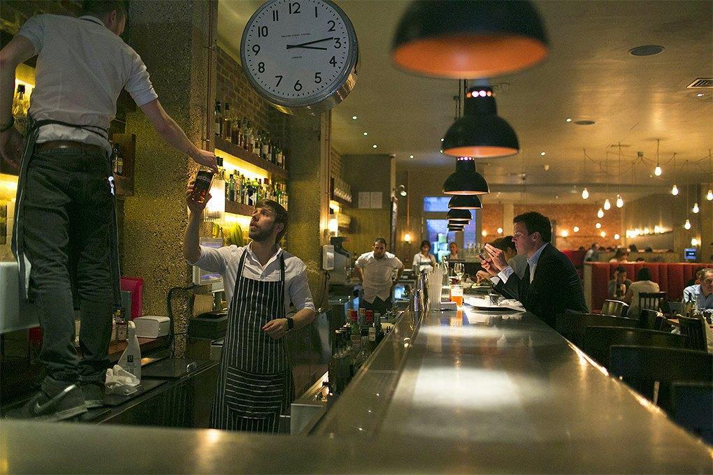 Ресторатор двух столиц: Чем отличается еда в Москве и Лондоне. Изображение № 2.