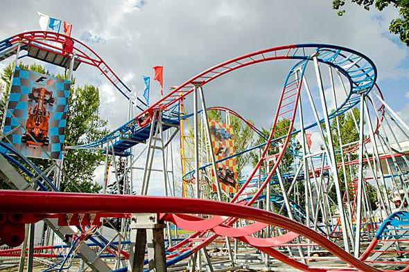 Карусель-карусель: 6 московских парков аттракционов. Изображение № 35.