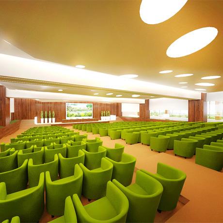 Для комплекса «Парковый» разработали дизайн интерьера. Зображення № 6.