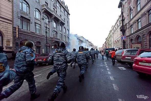 Фоторепортаж: Митинг 5 марта на Исаакиевской площади. Изображение № 28.