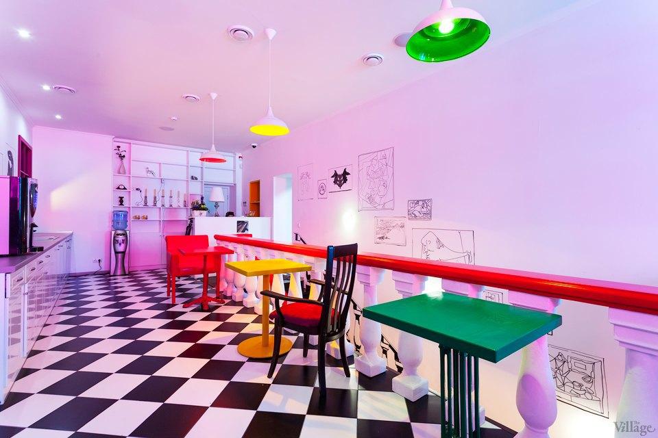 На Подоле открылось свободное пространство Freud House. Зображення № 8.