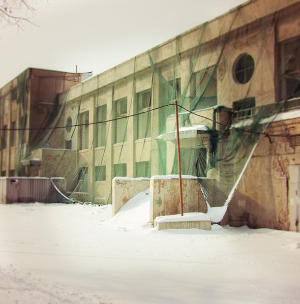 В зоне риска: Стадион «Динамо». Изображение № 13.