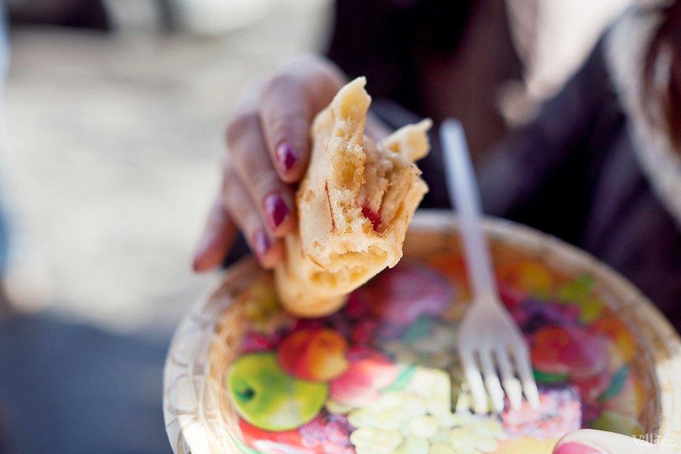 Фоторепортаж: Как открыть своё временное кафе на улице. Изображение № 9.