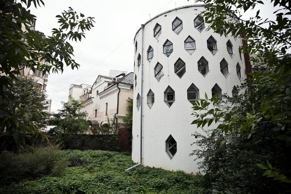 Камера наблюдения: Москва глазами Марка Боярского. Изображение №8.