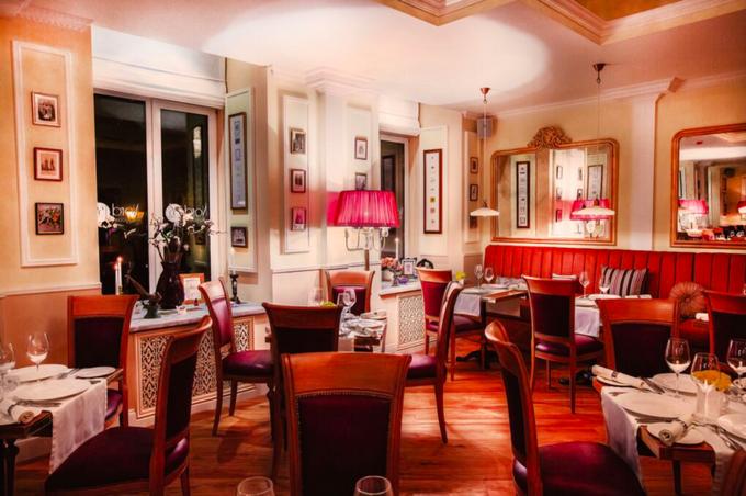Шеф-повар «Реки» Мишель Ломбарди открыл ресторан Nord 55. Изображение № 2.
