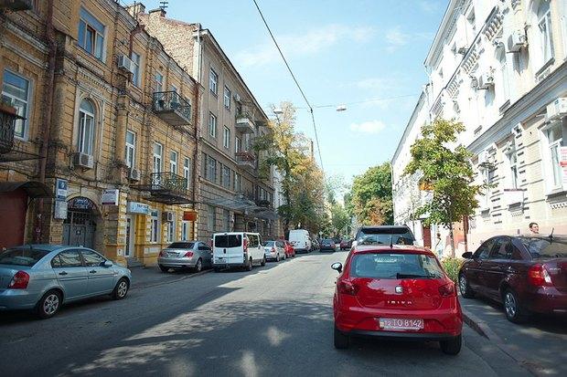 Испанский немецкий: Необычные места в Киеве. Изображение № 9.