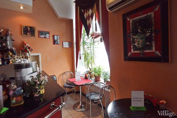 Все свои: Советское кафе «Коломбина». Изображение № 8.