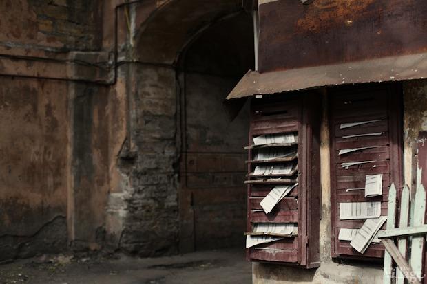 По ту сторону: Прогулка по одесским дворикам. Зображення № 11.