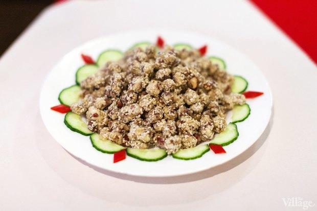 Жареный арахис с кунжутом — 228 рублей. Изображение № 11.