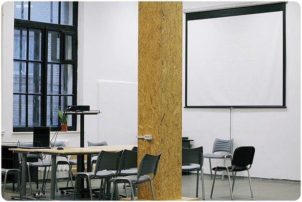 В цифровой мастерской Fab Lab открылся коворкинг. Изображение № 1.