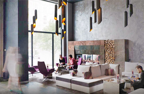 На Богдана Хмельницкого открылся дизайн-отель 11 Mirrors. Изображение № 2.