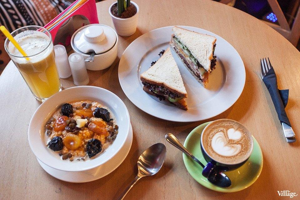 Никогда не поздно:17 мест, где завтракают после полудня. Изображение № 1.