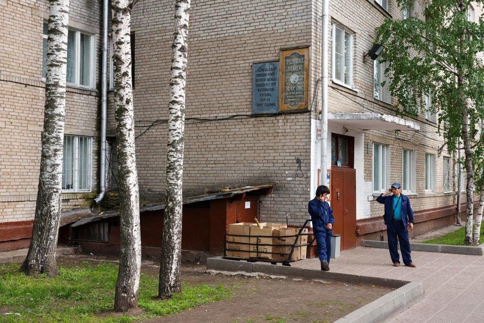 Огни моего гетто: Жители Гольянова освоём районе. Изображение № 6.