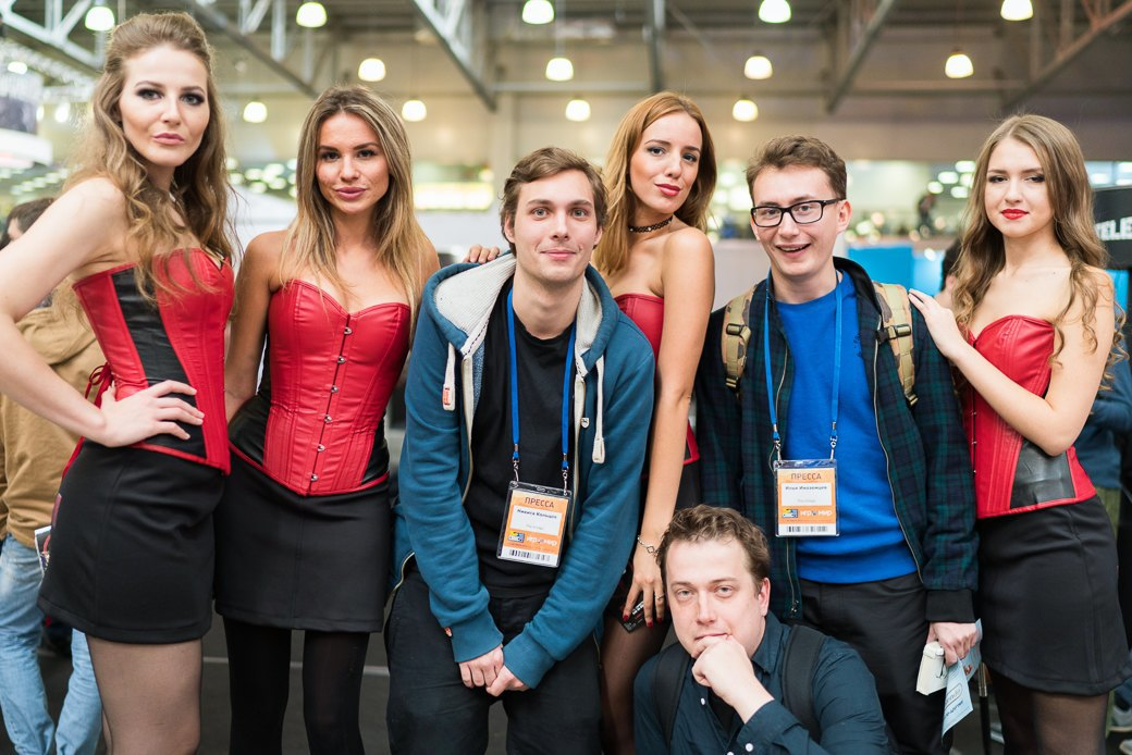 Фрики и гики: Как прошёл второй московский Comic Con. Изображение № 7.