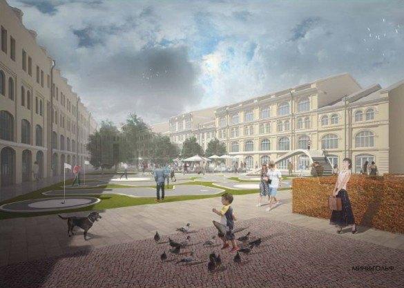 Каким будет Гостиный двор после реконструкции. Изображение № 3.