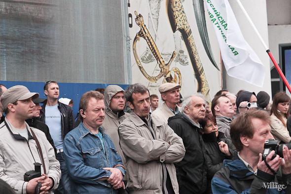 Фоторепортаж (Петербург): Митинг и шествие оппозиции в День России . Изображение № 31.