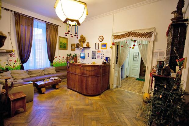 На ночь глядя: 11 хостелов Львова. Зображення № 33.