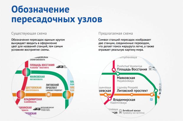Карты на стол: схема метро Вадима Ильина. Изображение № 5.