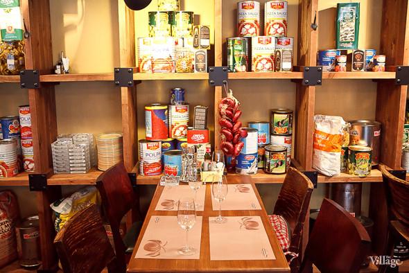 Новое место (Петербург): Ресторан «Марчелли's». Изображение № 36.