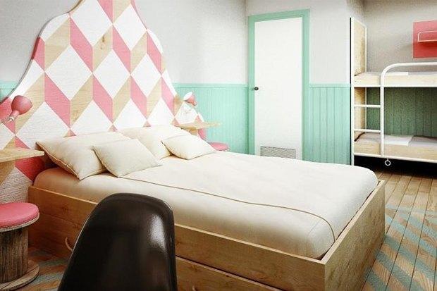 Срочно в номер: 10 новых хостелов в Москве. Изображение № 3.