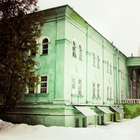 В зоне риска: Зелёный театр на ВВЦ. Изображение № 5.