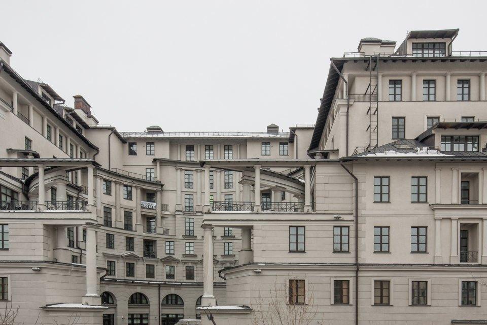Нелужковский стиль: 5 удачных современных зданий вцентре Москвы. Изображение № 15.