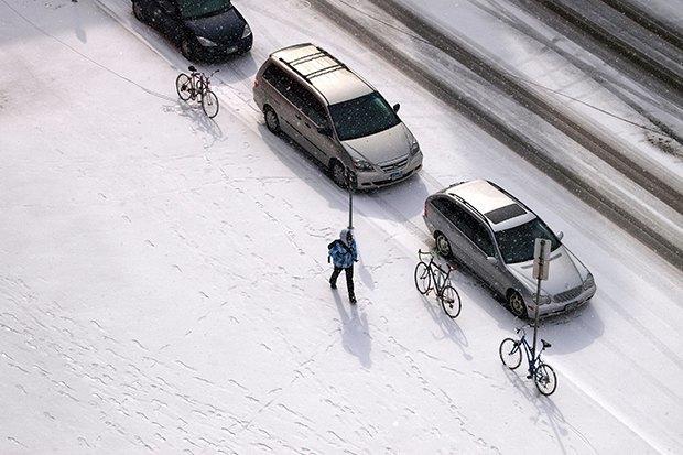 Консультант мэрии финского Оулу — о зимнем велодвижении. Изображение № 4.