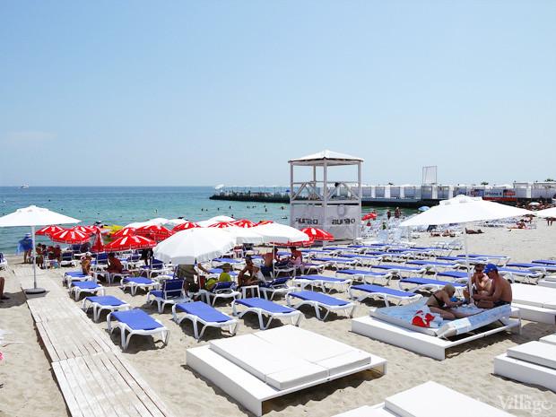 На песке: 5 пляжных клубов Одессы. Зображення № 68.