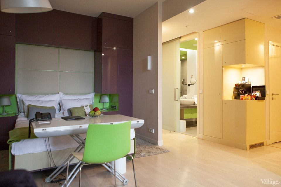 Интерьер недели (Москва): Mamaison All-Suites Spa Hotel Pokrovka. Изображение № 30.