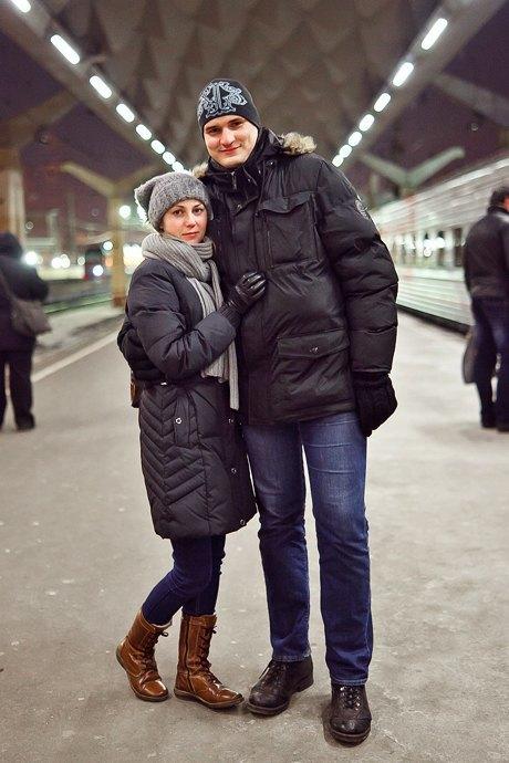 Люди в городе: Последний воскресный поезд Петербург — Москва. Изображение № 6.