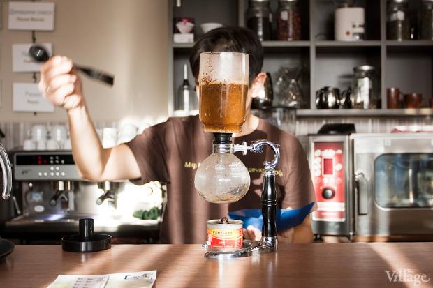 Все свои: Кофейня «Глобал Граундс». Изображение № 14.