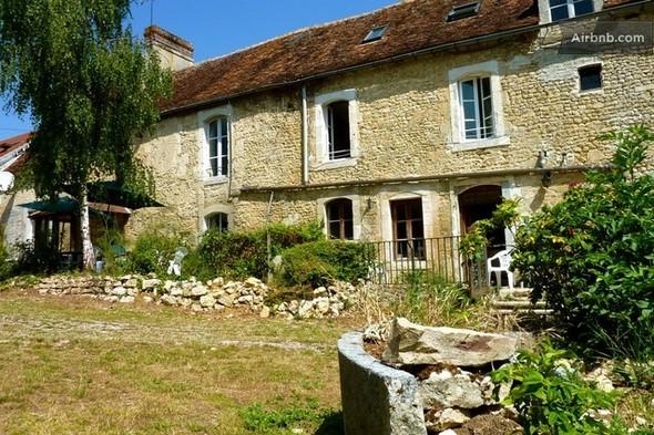 Фермерский домик в Нормандии, 75 долларов за ночь. Изображение № 7.