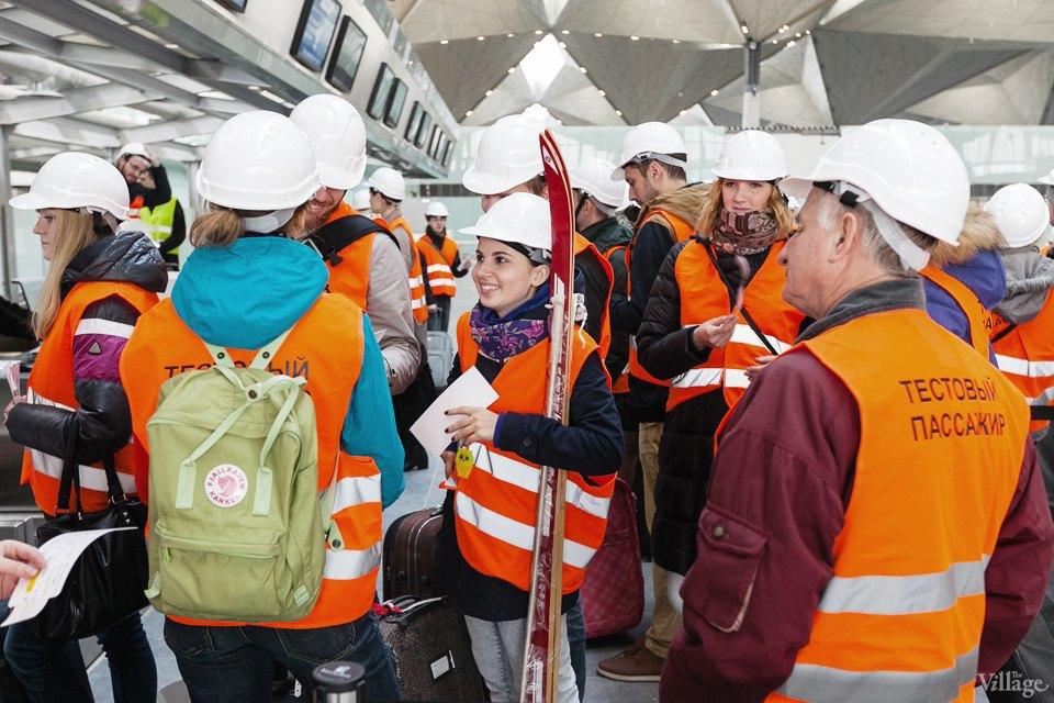 Тест The Village: Как работает новый терминал аэропорта Пулково. Изображение № 11.