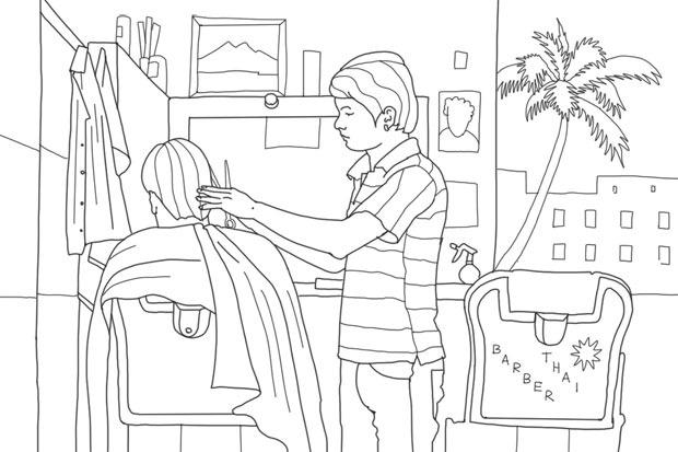 Как всё устроено: Работа парикмахера. Изображение №2.