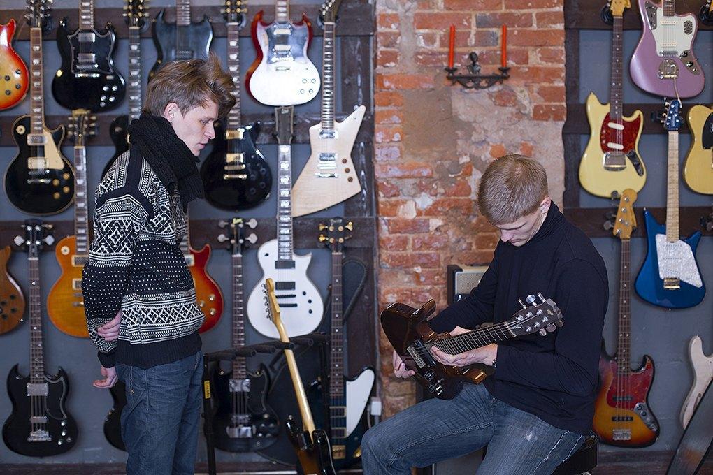 Guitar hero: Как бывший звукорежиссёр зарабатывает на винтажных гитарах. Изображение № 5.