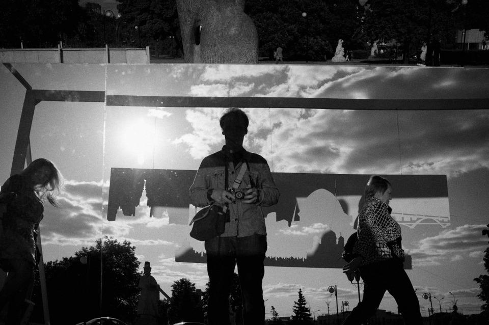 Камера наблюдения: Москва глазами Алексея Мякишева. Изображение №16.