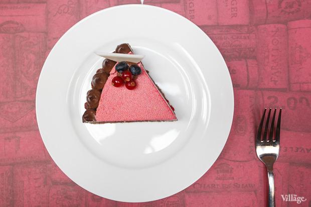 Тарталетка с шоколадом и малиной — 180 рублей. Изображение № 24.